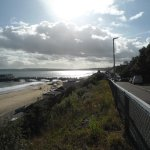 Eastcliffe Road to Bournemouth Pier.