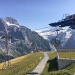 Gondola at the top