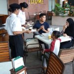 Waoo service at Dome Cafe KLCC