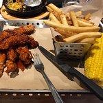 Chicken Fingers Dish