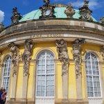 Sanssouci Palace Photo