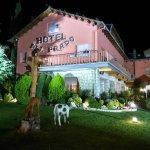 Foto van Hotel del Prado