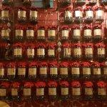 Tarros de diferentes tés