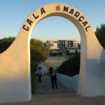 Photo of Cala Marsal