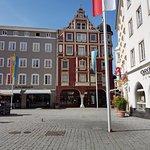 Max-Josefs-Platz: View of the square