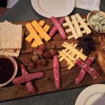 Best meat and cheese platter going