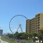 Wheel from Pier 14
