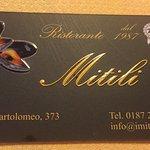 Foto de Ristorante Pizzeria I Mitili