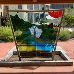 Stained Glass with an Environmental Story