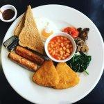 Vegetarian Full Breakfast