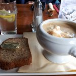 Great food . Fabulous chowder