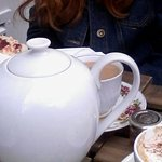 Try and lift THIS teapot !!!