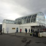 Observation Deck and Coffee Shop