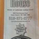Photo de The Curry House
