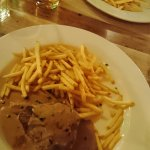 Steak des frites