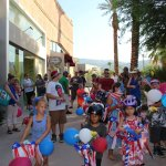 Join us for an Indepenence Day Parade at The River at Rancho Mirage.