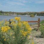 Leesburg Dam on Rio Grande