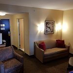 5th Floor Suite - Living Area