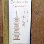 Fort Worth Japanese Garden resmi