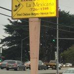 Bilde fra Taqueria La Mexicana