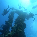 Sankisan-Maru's Kingposts