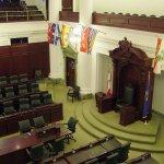 Photo of Alberta Legislature Building