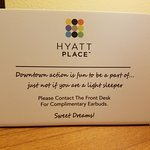 Photo de Hyatt Place Omaha Downtown Old Market
