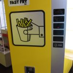 actual fry vending machine from the 80s.