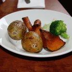 Oven Baked Veggies