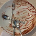 A picture is worth a 1000 words...De-contructed Black Forest Gateau
