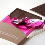 Plaque de chocolat maison