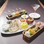 Maya Sea Food Set