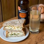 Delicious freshly made sandwiches - to eat in or take away