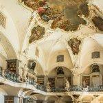 Bibliothèque du Monastère à Sankt Peter, Forêt Noire