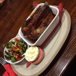 Spare Ribs Starter (with coleslaw & salad)