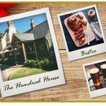 visit the Hundred House Inn & Bistro, Bleddfa