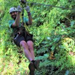 they have the longest zip-line in Central America