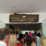 Casa do Lago Restaurant Foto