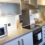 Vizion Kitchen facilities