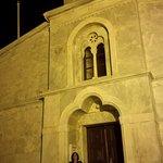 la cattedrale cattolica si trova sul castro