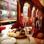 Wine & Cheese Tasting aboard the Grapevine Express