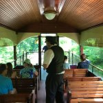 Open Air Car No.1525 on the Traditional Excursion