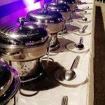 Catering Buffet Setup