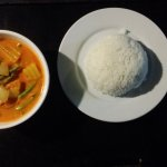 vego curry and rice