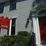 Samuel Durfee House Entrance