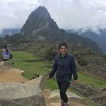 I made it to Machu Picchu in the end!!