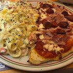 Pizza et pate  Lasagnes maison !   Un vrai régal