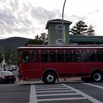 Village of Lake George Trolley