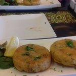 Delicious fish koftas