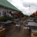 Sara's Tearoom and garden